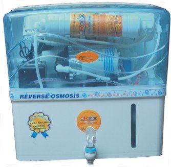 d862fd1a4 Buy Orange Mini New Star RO System 8 L Domestic RO plant with UV technology  Online at Low Prices in India - Amazon.in