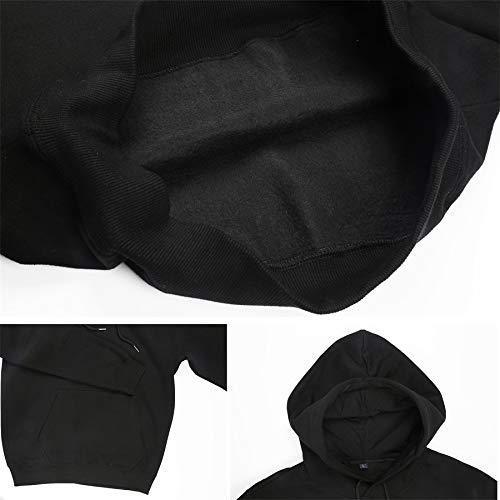 GEEEE Womens Black Pullover Drawstring RIP-Nipsey-Hussle-Crenshaw Fleece Hoodie Sweatshirt Shirt