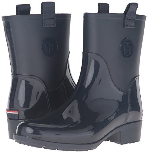 Pictures of Tommy Hilfiger Women's Khristie Rain Boot 8 M US 4