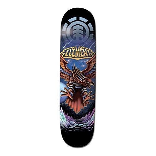 Element 8.0 Thriftwood Forces of Eagle Skateboard Deck