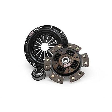 Amazon.com: Fidanza 677162 V2 Series Clutch Kit Mini Cooper S 02-06 1.6L SC: Automotive
