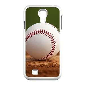 wugdiy New Fashion Cover Case for SamSung Galaxy S4 I9500 with custom Baseball