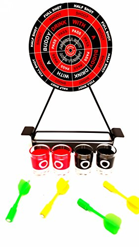 Drinking Darts ('Barwench' Drinking Darts Game)