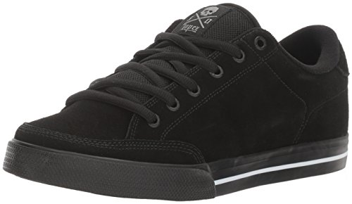 C1RCA Unisex-Erwachsene Lopez 50 Low-Top, Schwarz (Black/White/Gray), 41 EU