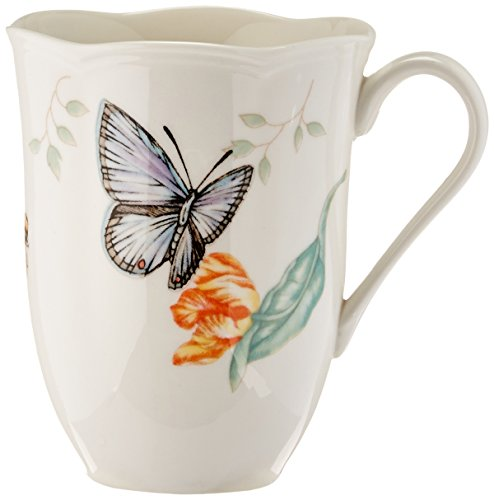 091709499707 - Lenox Butterfly Meadow 18-Piece Dinnerware Set, Service for 6 carousel main 19