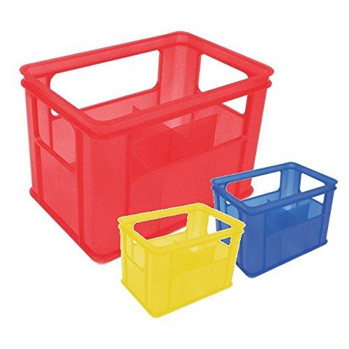 BabyNova Flaschenbox Flaschenkasten f/ür 6 Classic Babyflaschen