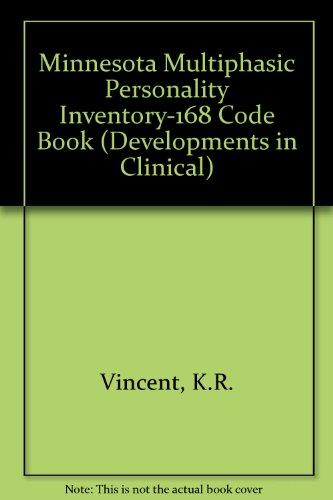MMPI-168 Codebook (Developments in Clinical)