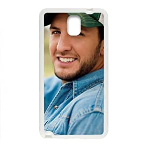 American Country Singer Luke Bryan Cell Phone Case for Samsung Galaxy Note3