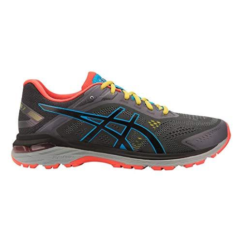 ASICS GT-2000 7 Trail Running Shoe - Men's Dark Grey/Black,
