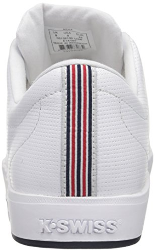 Blanc II Navy Red K Classic Swiss White The q0gwzAg