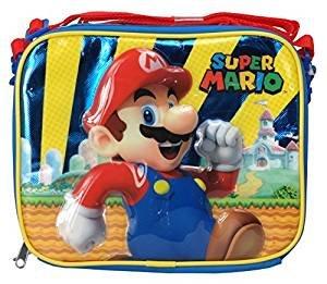 Super Mario Soft Lunch Kit box -
