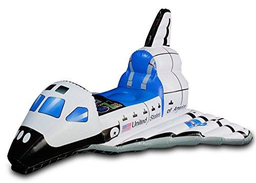 [Aeromax Junior Space Explorer Inflatable Space Shuttle] (Inflatable Astronaut)