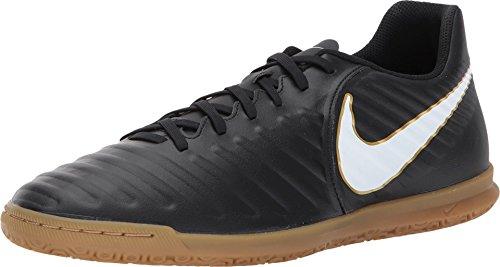 - Nike Tiempox Rio IV IC Men's Indoor Soccer Shoe (7 D(M) US) Black/White