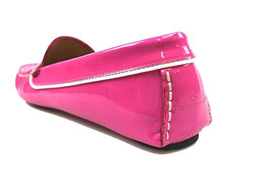 Chaussures Femmes Harmont & Blaine 36 Eu Mocassins Fuchsia Peinture As897