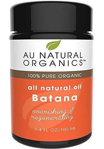 Revitalizing Hair Oil (Au Natural Premium Organics Batana Oil 3.4oz / 100ml - Revitalizing Hair Care Natural Oil - Face &Body Skin Moisturizer - Thickens Hair & Repairs Split Ends)