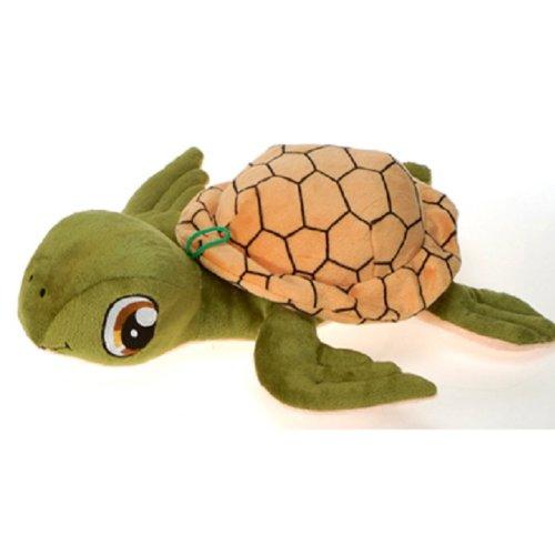 Fiesta Toys Green Turtle with Big Eyes Plush Stuffed Animal Toy - 12 ()