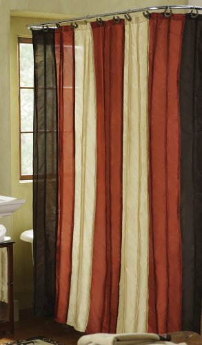 Western Theme Bathroom Shower Curtain By Collections Etc