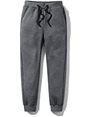 Winter Autumn Thermal Leggings Men Thermal Fleece Pants Thickened Fleece Lined Casual Sports Pants Trousers