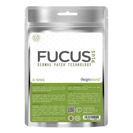 Poderos Parches Para Adelgazar 100% Naturales - Fucus+ Plus Parches Inhibidores Del Apetito - Ayuda