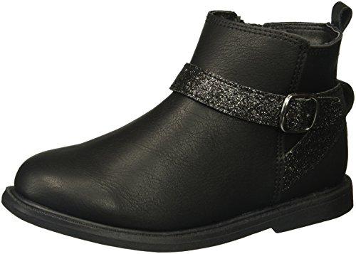 Carter's Girls' Nancy2 Fashion Boot, Black Glitter, 6 M US - Real 6pm Brands