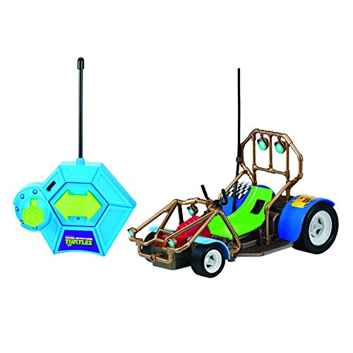 Teenage Mutant Ninja Turtles Radio Control Patrol Buggy Vehicle (27 MHz)