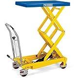 Hercules Mobile Scissor Lift Tables - 770-Lb. Capacity
