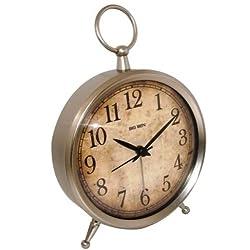 Westclox 49829V Big Ben Simulated Antique Pocket Watch Alarm Clock