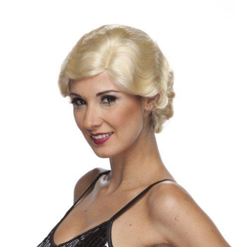 Characters Roaring 20's Wig (Blonde)