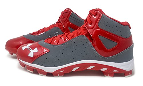 Under Armour Mens Spine Heater Mid TPU Baseball Cleats – DiZiSports Store