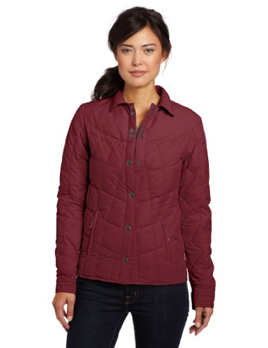 Jacket Town Down Mountain Khakis Plum Quilted Women's ZnwqWvOH6