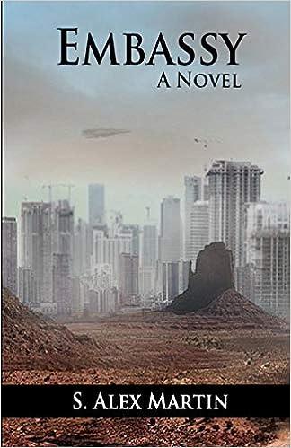 Embassy  A Novel (Recovery) (Volume 1)  S. Alex Martin  9781494264369   Amazon.com  Books 79bded7d1