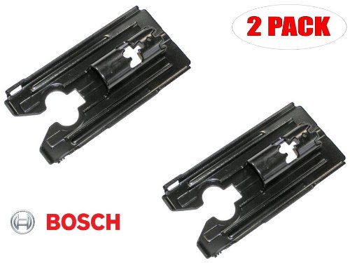 Bosch 1587VS Jig Saw Replacement Base Plate # 2601016903 (2 PACK)