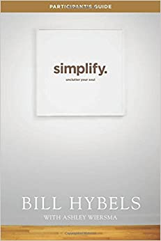 simplify bill hybels study guide pdf
