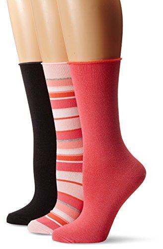 Hue Women's Jeans Sock 3-Pack