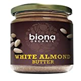 Biona Organic White Almond Butter 170 g