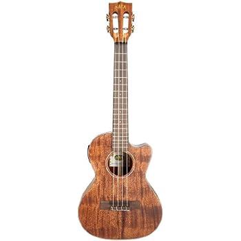 kala ka smhte c acoustic electric tenor ukulele satin musical instruments. Black Bedroom Furniture Sets. Home Design Ideas