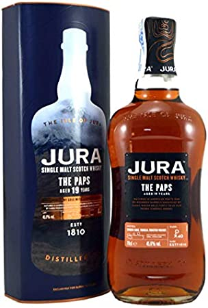 Jura The Paps 19 Years Old Single Malt Scotch Whisky - 700 ml