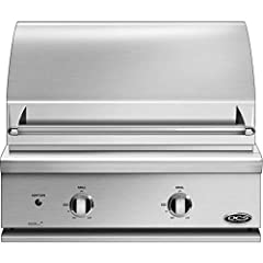 The BGC30-BQ-P 30-inch Built-in Natural Gas Grill by DCS provides one of the highest quality grilling experiences available. Featuring #304 stainless steel construction, this grill has been engineered to withstand the test of time. This unit ...