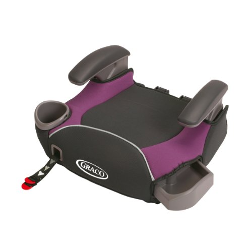 Graco Affix Backless Youth Booster Car Seat with Latch Sy...