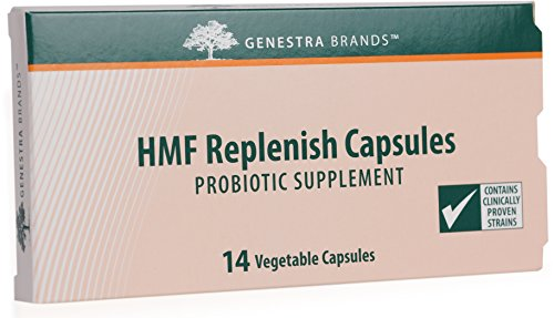Genestra Brands Replenish Probiotics Vegetable