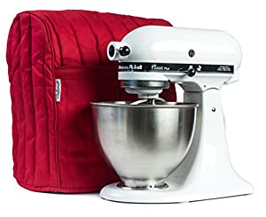 Bellemain Stand Mixer Cover for All KitchenAid Mixers, Fits All Tilt Head & Bowl Lift Models
