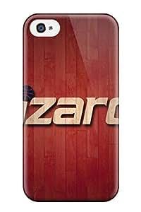DanRobertse OscZaHk635UqAhN Case Cover Iphone 4/4s Protective Case Washington Wizards Nba Basketball (35)