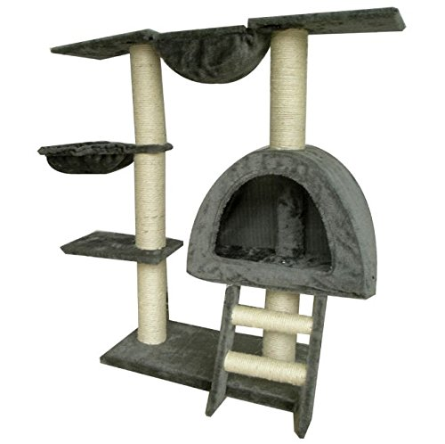 Cat Tower Plush - 8