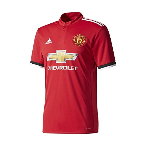 adidas Men's Soccer Manchester United F.C. Home Jersey