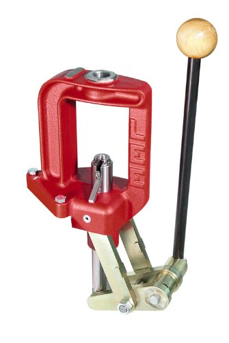 Lee Precision Classic Cast Press - best single state reloading press