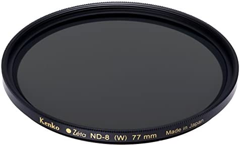 Camera Lens Filters Kenko 58mm PL FADER Variable Neutral Density ND3 to ND400