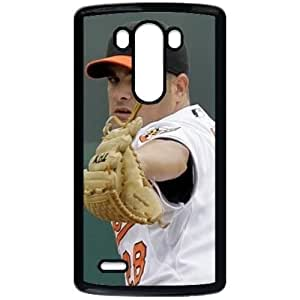 MLB&LG G3 Black Baltimore Orioles Gift Holiday Christmas Gifts cell phone cases clear phone cases protectivefashion cell phone cases HMFN635585955