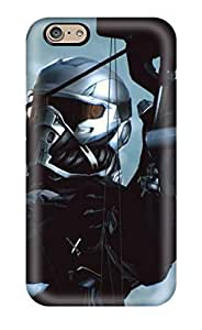 Tpu Fashionable Design Hd Crysis 3 Rugged Case Cover For Iphone 6 New