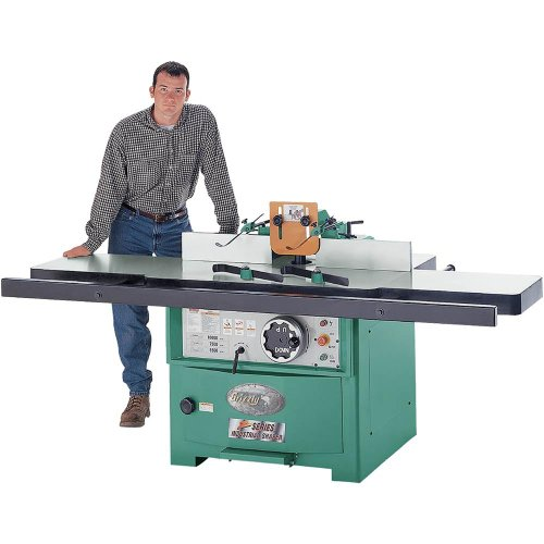 Grizzly G9968 7-1/2 HP (Wood Shaper)