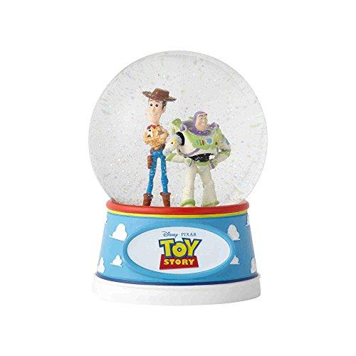 Enesco Disney Showcase Toy Story Waterball, Skyblue - Waterball Toy